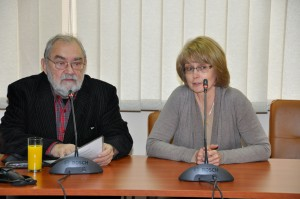 Bohdan T, Woronowicz i Jagoda Fudała