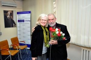 Kathleen Joyce Farkas i Bohdan T. Woronowicz