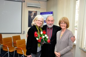 Katleen Joyce Farkas, Bohdan T. Woronowicz i Jagoda Fudała