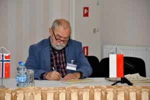 Dr  n. med. Bohdan Woronowicz